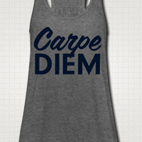 Carpe Diem Tank Top - Free Shipping