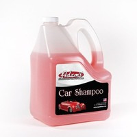 Adams Wash Wax Shampoo/1 Gal