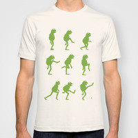 Ministry of Silly Muppet Walks T-shirt by 6amcrisis