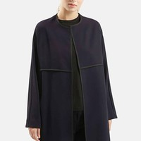 Women's Topshop 'Edge to Edge' Blanket Coat