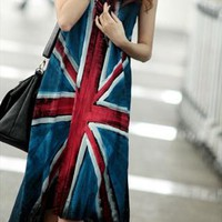 English flag dress from shoplayla