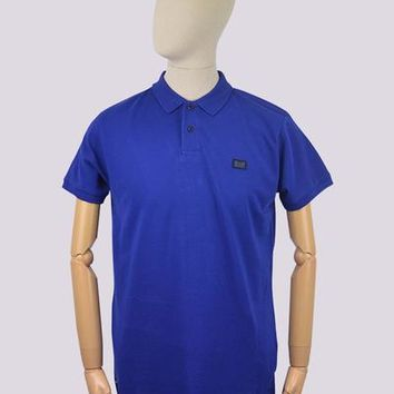 Weekend Offender Gose Polo Shirt - Electric