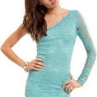 One on One Bodycon Dress $36