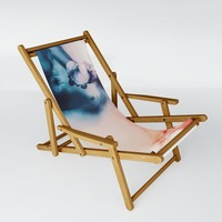 Don't Blame Me Sling Chair by duckyb