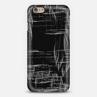 Etched Black iPhone 6 case by Eric Rasmussen   Casetify