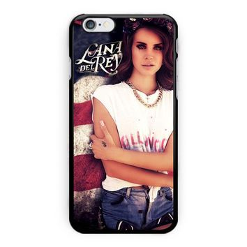 Lana Del Rey Born To Die Supreme iPhone 6 Plus Case