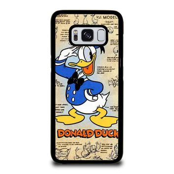 DONALD DUCK Disney Samsung Galaxy S3 S4 S5 S6 S7 Edge S8 Plus, Note 3 4 5 8 Case Cover