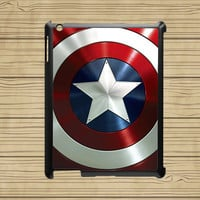 ipad air case,cute ipad air cover,cute ipad mini case,ipad 2 case,ipad 3 case,ipad 4 case,ipad mini case--captain america,in plastic.