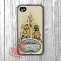 Snow White Poster Vintage - zzd for  iPhone 4/4S/5/5S/5C/6/6+s,Samsung S3/S4/S5/S6 Regular/S6 Edge,Samsung Note 3/4