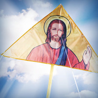 Jesus Kite at Firebox.com