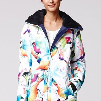 Roxy Wildlife Jacket - Womens Sweaters - Multi