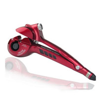Titanium Ceramic~ Auto Hair Curler With Steam Spray Technology