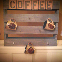 Awesome Coffee Mug Holder