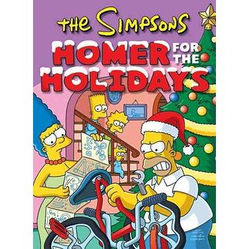 The Simpsons: Homer for the Holidays (Simpsons)