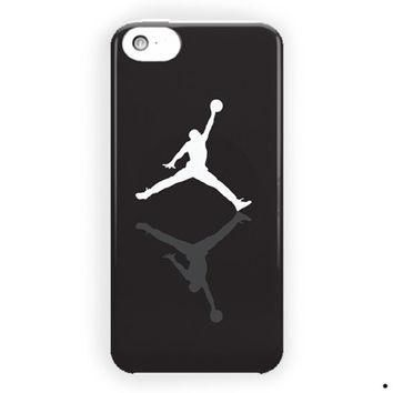 Michael Jordan Jump Man Logo For iPhone 5 / 5S / 5C Case