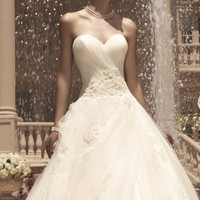 Casablanca Bridal 2112 Dress