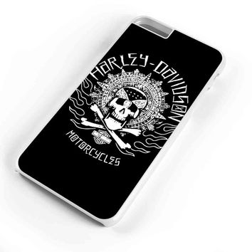 Harley Davidson Skull Logo  iPhone 6s Plus Case iPhone 6s Case iPhone 6 Plus Case iPhone 6 Case