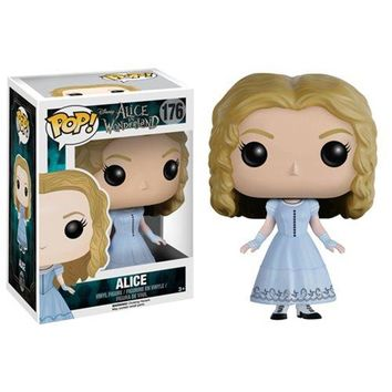 Alice in Wonderland Alice Pop! Vinyl Figure