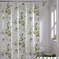 Maytex Zen Garden Shower Curtain | Overstock.com Shopping - The Best Deals on Shower Curtains