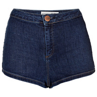 Petite High Waisted Hotpants - New In This Week - New In - Topshop