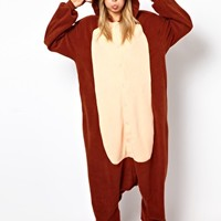 Kigu Monkey Onesuit at asos.com