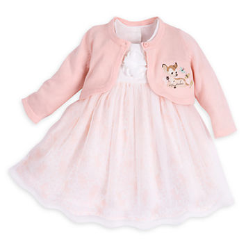 Bambi Deluxe Dress Set for Baby | Disney Store
