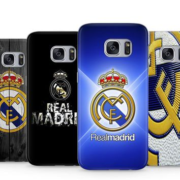 real madrid football ronaldo phone case cover for samsung