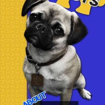 Fantastic Facts About Pugs: Illustrated Fun Learning For Kids
