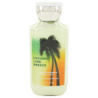 Coconut Lime Breeze by Bath & Body Works Body Lotion 8 oz