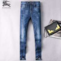 Boys & Men Burberry Fashion Casual Pants Trousers Jeans
