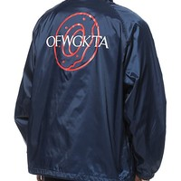 Odd Future OFWGKTA Coach Jacket