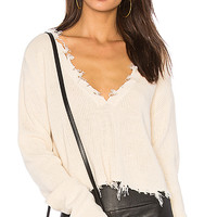 Lovers + Friends x REVOLVE Prospect Sweater in Ivory