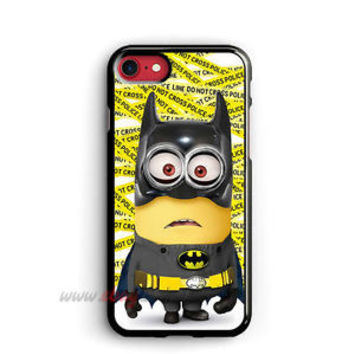 Despicable me minion iPhone Cases Batman Samsung Galaxy Phone Case iPod cover