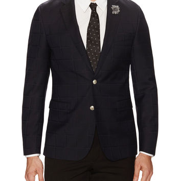 Rod Windowpane Jacket