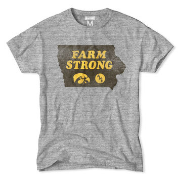 Iowa Farm Strong ANF T-shirt