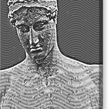 Stephanos Youth Poster - Canvas Print