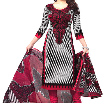 Reya Cotton Printed Dress/Top Material Price in India - Buy Reya Cotton Printed Dress/Top Material online at Flipkart.com