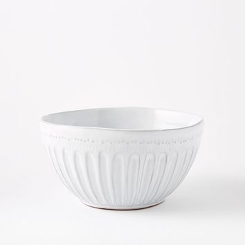 Tin Glaze Cereal Bowls (Set Of 4)