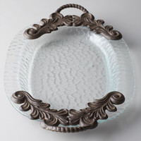 Oval Serving Tray - GG Collection
