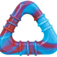 Kong Swirl Triangle Dog Toys