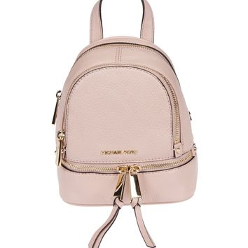 MICHAEL KORS women's Bags Backpacks in Soft Pink 30T6GEZB1L187