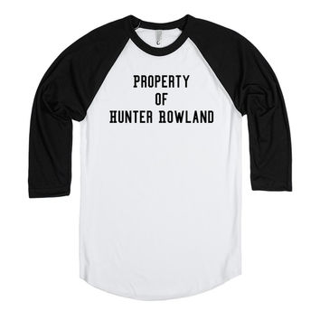 Property of Hunter Rowland