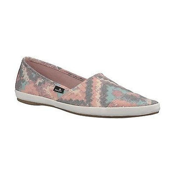 Sanuk Women's Kats Meow Loafers Shoes