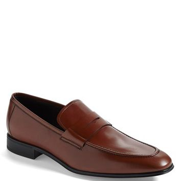 Men's Salvatore Ferragamo 'Rocco' Penny Loafer