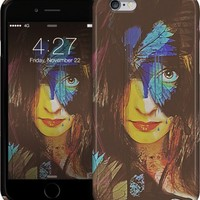 Chrysalis Abstract Portrait iPhone Cases & Skins by Galen Valle | Nuvango
