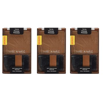 Wet N Wild Color Icon Bronzer - Princess (Pack of 3)