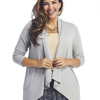 Open Cardi | Wet Seal+