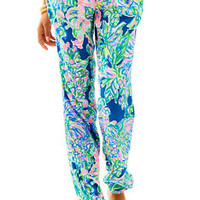 Piper Pull-On Ankle Pant | 20487 | Lilly Pulitzer