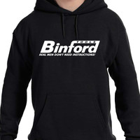 Binford Tools Hoodie Home Improvement Tool Time Hammer Tim Taylor TV