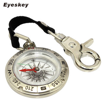Eyeskey Backpack Portable Outdoor Hiking Camping Compass